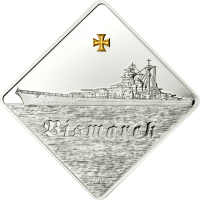 The Bismarck – Silver