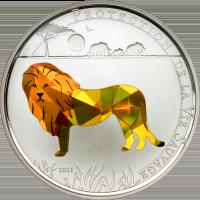 Lion Cu ag