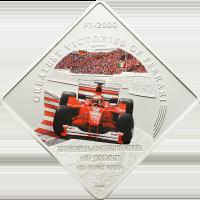 Ferrari F1 – M. Schumacher