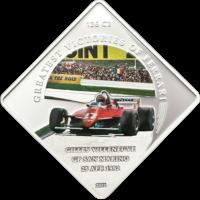 Ferrari 126 C2 – G. Villeneuve