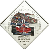 Ferrari 312T – N. Lauda
