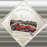 Ferrari 246 F1 – M. Hawthorn