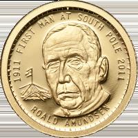 Roald Amundsen Gold