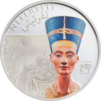 History of Egypt – Nefertiti