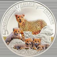Serengeti Wildlife – Cheetah