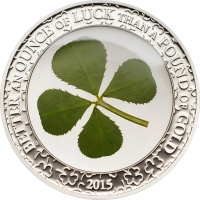 Ounce of Luck 2015