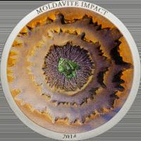 Moldavite Impact