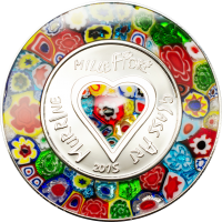 Murrine Millefiori Glass Art
