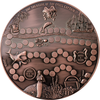 Treasure Game Coin