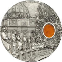 St. Peter's Basilica – Mineral Art