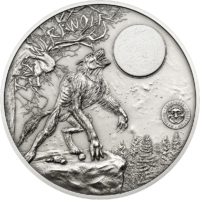 The Werewolf – Mythical Creatures