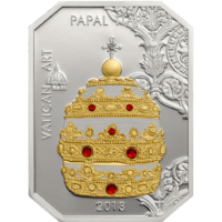 Vatican Art Tiara