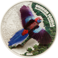Crimson Rosella – World of Parrots