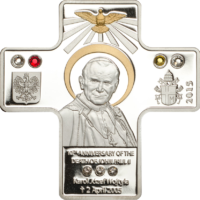 10th Anniversary John Paul II