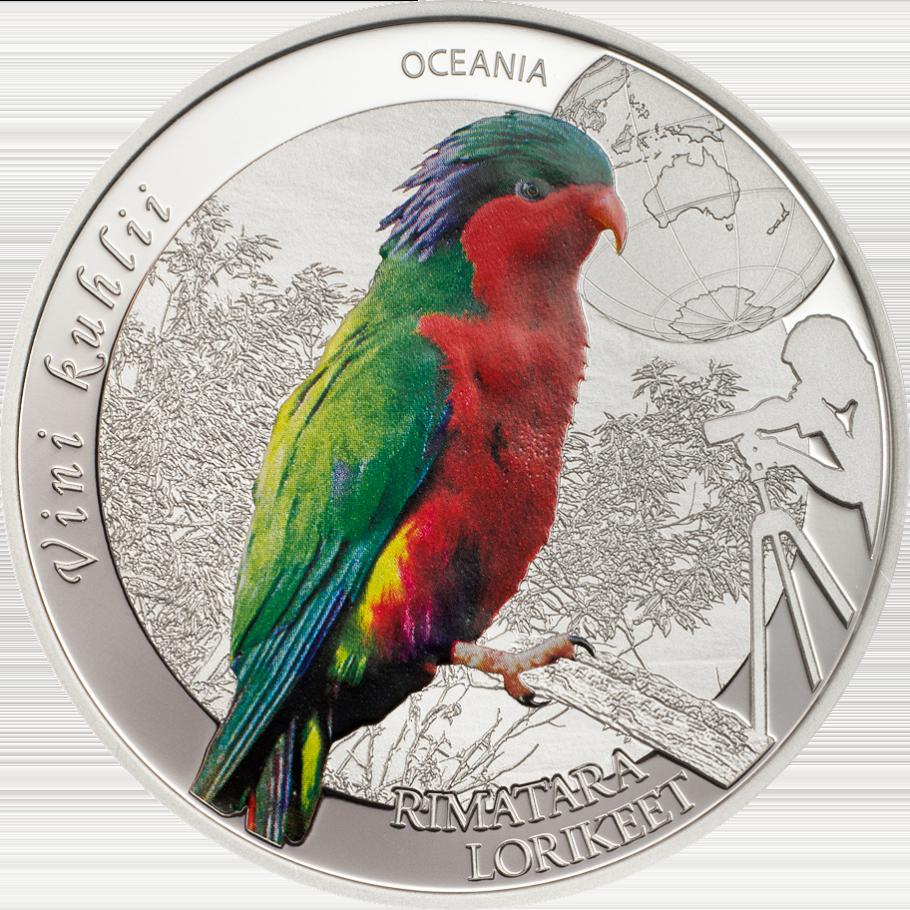 10 Oz Silver Coin