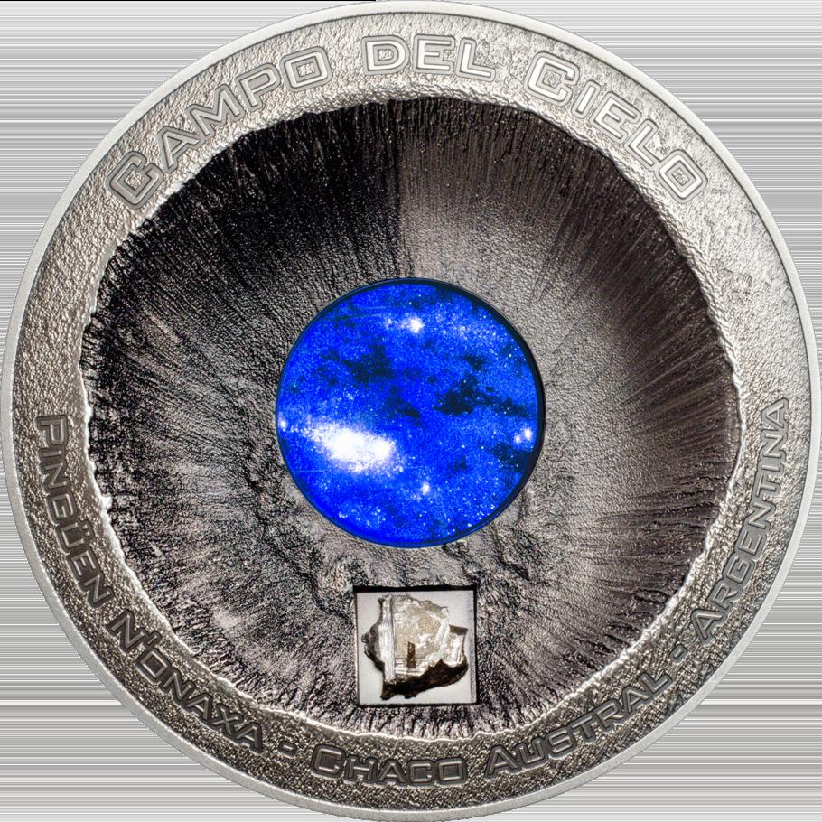Campo Del Cielo Meteorite Cit Coin Invest Ag