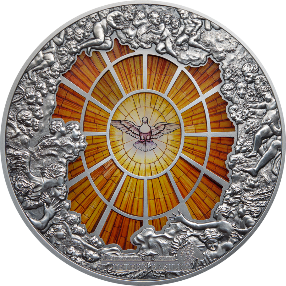 St Peter S Basilica Cit Coin Invest Ag