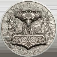 Thor's Hammer Mjöllnir