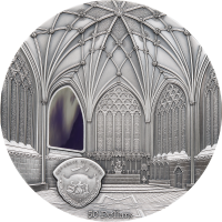 Wells Cathedral – Tiffany Art 1kg