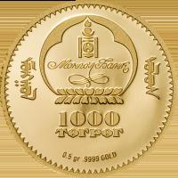 Fidel Castro gold