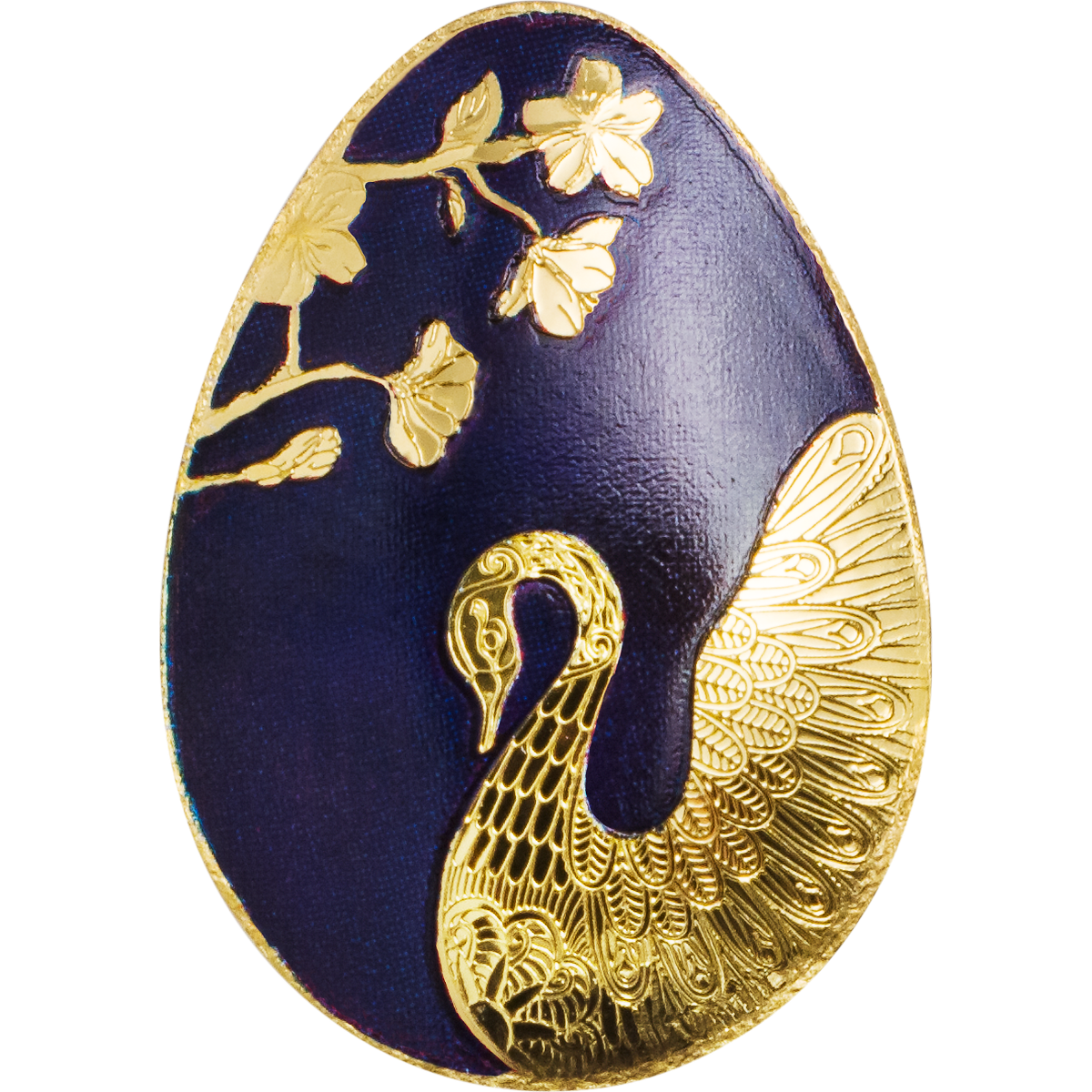cit golden swan egg big gold minting bgm and smartminting technology