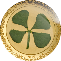 Four Leaf Clover 2019