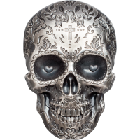 La Catrina Skull