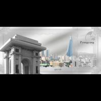 Pyongyang – Skyline Dollar
