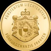 300 Years Liechtenstein 25.-