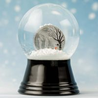 Winter Wonderland Globe
