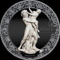 Eternal Sculptures – Rape of Proserpina