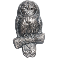 Ural Owl Shape