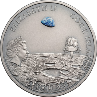 Moon Landing 1969 – Footprint
